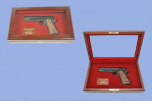 Glass Lid Gun Boxes